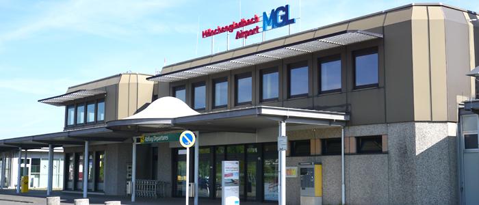 Standorte - Flugplatz Mönchengladbach