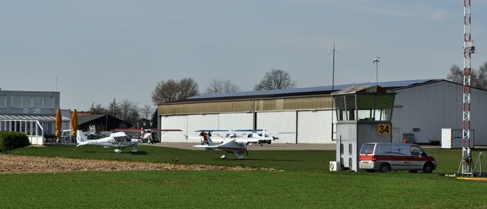 Standorte - Flugplatz Erkelenz Kückhoven