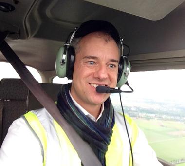 Flugschüler Christian bloggt